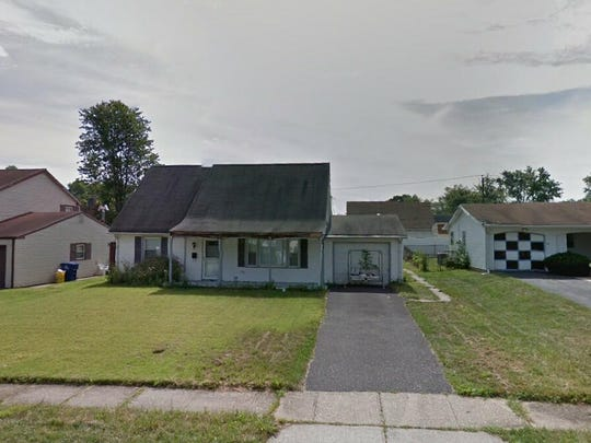 This Google Street View image shows the approximate location of 54 Middleton Lane in Willingboro. The property at this address changed hands in July 2019, when new owners bought the property for $179,000.