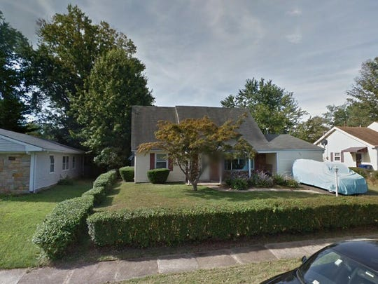 This Google Street View image shows the approximate location of 95 Echohill Lane in Willingboro. The property at this address changed hands in July 2019, when new owners bought the property for $160,000.