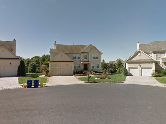 This Google Street View image shows the approximate location of 9 Burrell Lane in Cinnaminson. The property at this address changed hands in September 2019, when new owners bought the property for $464,999.