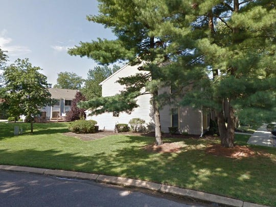 This Google Street View image shows the approximate location of 924 Kings Croft in Cherry Hill. The property at this address changed hands in August 2019, when new owner bought the property for $217,500.