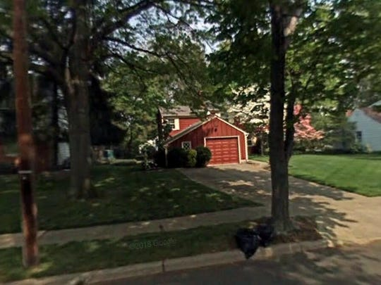 This Google Street View image shows the approximate location of 111 Warfield Road in Cherry Hill. The property at this address changed hands in August 2019, when new owners bought the property for $290,000.