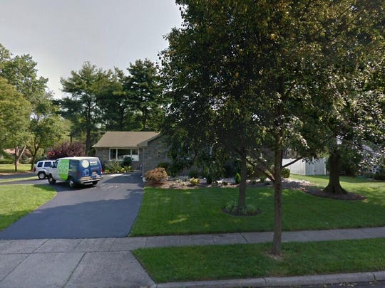 This Google Street View image shows the approximate location of 1149 Heartwood Drive in Cherry Hill. The property at this address changed hands in September 2019, when new owner bought the property for $353,000.
