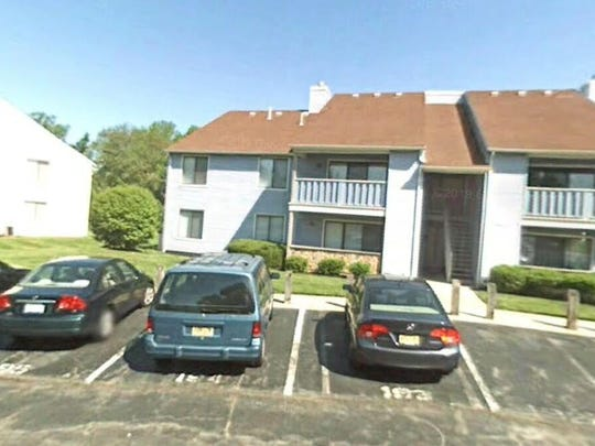 This Google Street View image shows the approximate location of 1706 The Woods in Cherry Hill. The property at this address changed hands in June 2019, when new owner bought the property for $140,000.