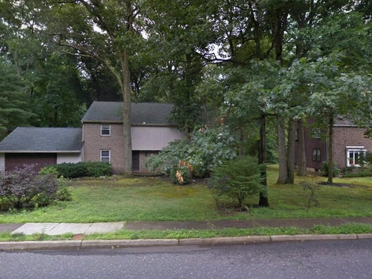 This Google Street View image shows the approximate location of 1317 Marlkress Road in Cherry Hill. The property at this address changed hands in August 2019, when new owner bought the property for $220,000.