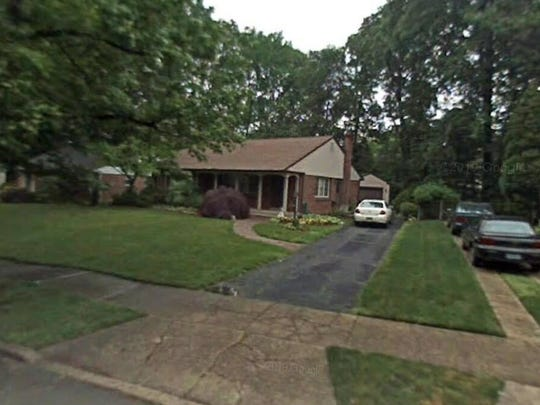 This Google Street View image shows the approximate location of 815 Longwood Drive in Haddonfield. The property at this address changed hands in August 2019, when new owner bought the property for $349,800.
