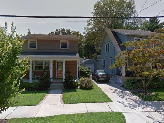 This Google Street View image shows the approximate location of 410 Lakeview Ave. in Haddonfield. The property at this address changed hands in September 2019, when new owners bought the property for $430,000.