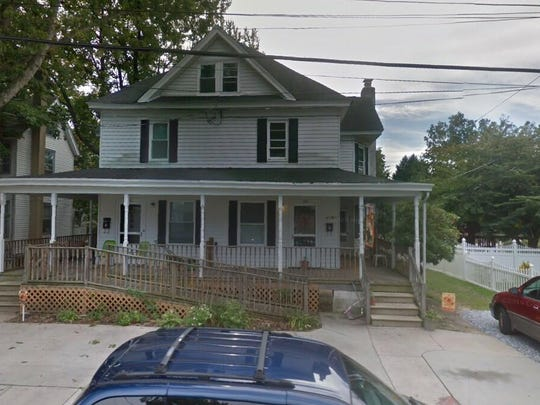 This Google Street View image shows the approximate location of 109-111 Evergreen Ave. in Pitman. The property at this address changed hands in October 2019, when new owner bought the property for $230,000.