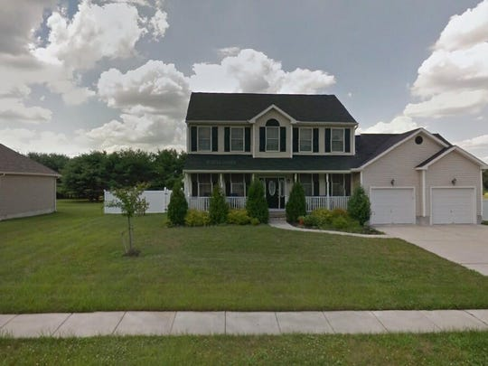 This Google Street View image shows the approximate location of 1252 Livia Lane in Vineland. The property at this address changed hands in October 2019, when new owner bought the property for $230,000.
