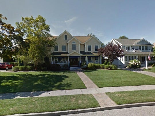 This Google Street View image shows the approximate location of 306 Baltimore Blvd. in Sea Girt. The property at this address changed hands in October 2019, when the new owners bought the property for $3,425,000.