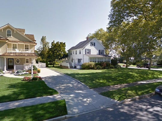 This Google Street View image shows the approximate location of 401 Boston Blvd. in Sea Girt. The property at this address changed hands in September 2019, when the new owner bought the property for $1,800,000.