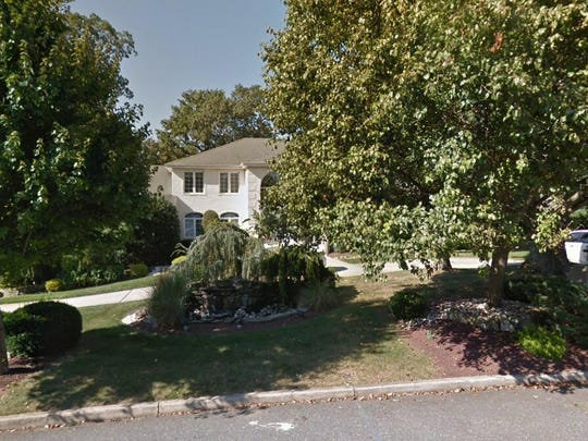 This Google Street View image shows the approximate location of 1 Old Farm Road in Ocean Township. The property at this address changed hands in September 2019, when the new owner bought the property for $1,600,000.