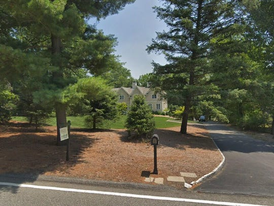This Google Street View image shows the approximate location of 416 W. Saddle River Road in Upper Saddle River. The property at this address changed hands in June 2019, when new owner bought the property for $1,130,000.