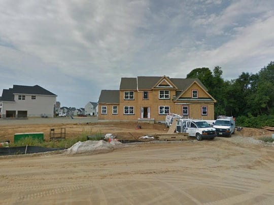 This Google Street View image shows the approximate location of 503 Quarter Moon Court in Bordentown Township. The property at this address changed hands in September 2019, when new owner bought the property for $530,000.