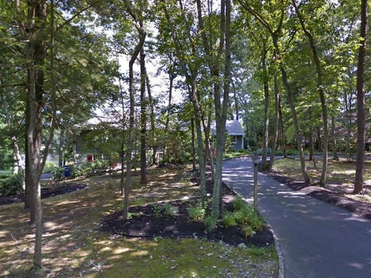 This Google Street View image shows the approximate location of 133 Algonquin Tr in Medford Lakes. The property at this address changed hands in September 2019, when the new owners bought the property for $596,900.