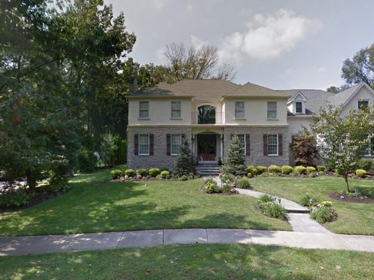 This Google Street View image shows the approximate location of 450 Westminster Ave. in Haddonfield. The property at this address changed hands in August 2019, when new owners bought the property for $1,355,000.