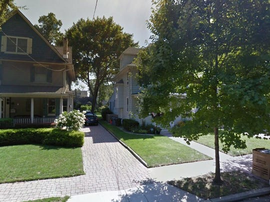 This Google Street View image shows the approximate location of 231 Chestnut St. in Haddonfield. The property at this address changed hands in August 2019, when the new owners bought the property for $716,000.