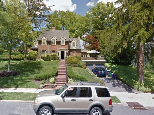 This Google Street View image shows the approximate location of 1023 Washington Ave. in Haddonfield. The property at this address changed hands in August 2019, when new owner bought the property for $750,000.