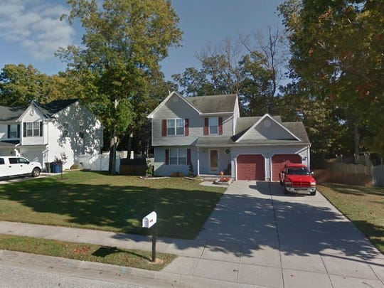 This Google Street View image shows the approximate location of 389 Bryn Mawr Drive in Monroe. The property at this address changed hands in October 2019, when the new owner bought the property for $241,000.