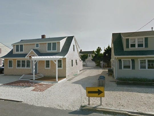 This Google Street View image shows the approximate location of 120 E. Mac Evoy Lane in Long Beach Township. The property at this address changed hands in October 2019, when the new owners bought the property for $1,350,000.