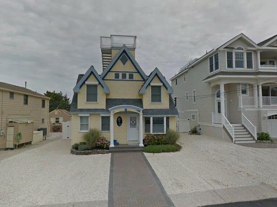 This Google Street View image shows the approximate location of 105 E. Surf Ave. in Long Beach Township. The property at this address changed hands in October 2019, when the new owner bought the property for $1,610,000.