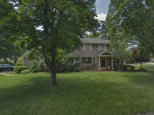This Google Street View image shows the approximate location of 38 Blauvelt Drive in Harrington Park. The property at this address changed hands in August 2019, when new owners bought the property for $692,000.