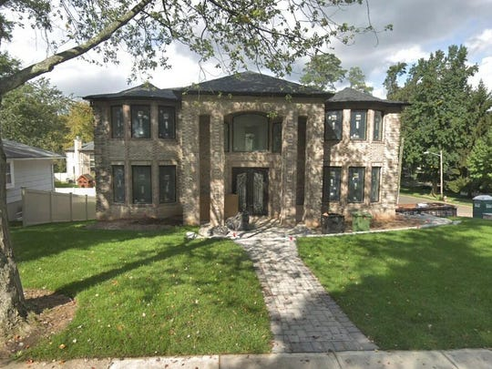 This Google Street View image shows the approximate location of 483 Cedar Lane in Paramus. The property at this address changed hands in September 2019, when new owner bought the property for $1,150,000.