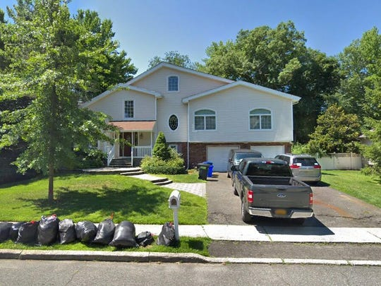 This Google Street View image shows the approximate location of 8 Eisenhower Road in Closter. The property at this address changed hands in September 2019, when new owners bought the property for $900,000.