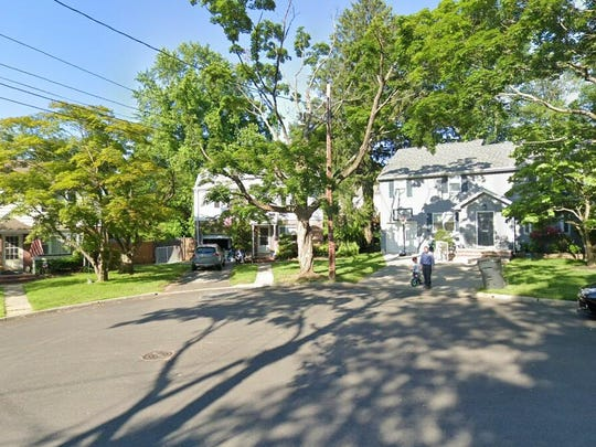 This Google Street View image shows the approximate location of 13 Surrey Lane in Bergenfield. The property at this address changed hands in August 2019, when new owners bought the property for $499,000.
