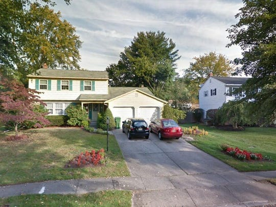 This Google Street View image shows the approximate location of 7 Kimberly Drive in Evesham. The property at this address changed hands in October 2019, when new owners bought the property for $265,500.