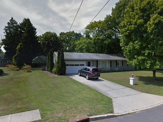 This Google Street View image shows the approximate location of 516 Devon Road in Moorestown. The property at this address changed hands in September 2019, when new owner bought the property for $287,500.