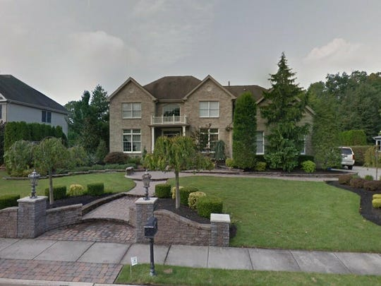 This Google Street View image shows the approximate location of 3 Brookwood Road in Mount Laurel. The property at this address changed hands in August 2019, when new owner bought the property for $790,000.