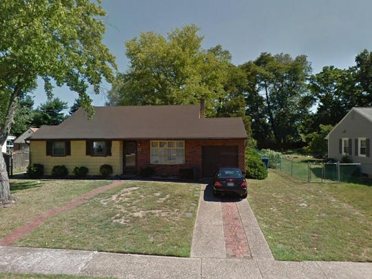This Google Street View image shows the approximate location of 821 Drexel St. in Delran. The property at this address changed hands in October 2019, when new owner bought the property for $180,900.
