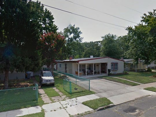 This Google Street View image shows the approximate location of 214 Mildred Ave. in Maple Shade. The property at this address changed hands in September 2019, when new owner bought the property for $179,000.