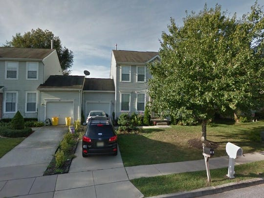 This Google Street View image shows the approximate location of 59 Amara Lane in Westampton. The property at this address changed hands in September 2019, when new owner bought the property for $304,000.