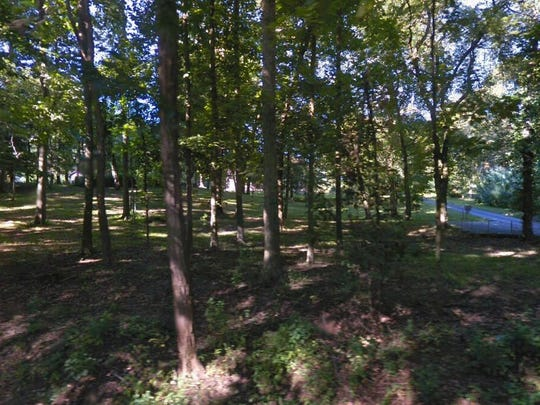 This Google Street View image shows the approximate location of 282 Provinceline Road in North Hanover. The property at this address changed hands in August 2019, when new owners bought the property for $450,000.
