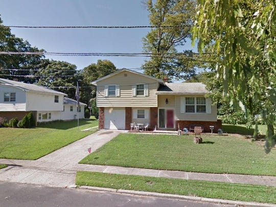 This Google Street View image shows the approximate location of 5 Jeffrey Lane in Cinnaminson. The property at this address changed hands in October 2019, when new owners bought the property for $255,000.