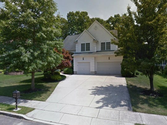 This Google Street View image shows the approximate location of 20 Lexington Court in Mount Laurel. The property at this address changed hands in October 2019, when new owners bought the property for $420,000.