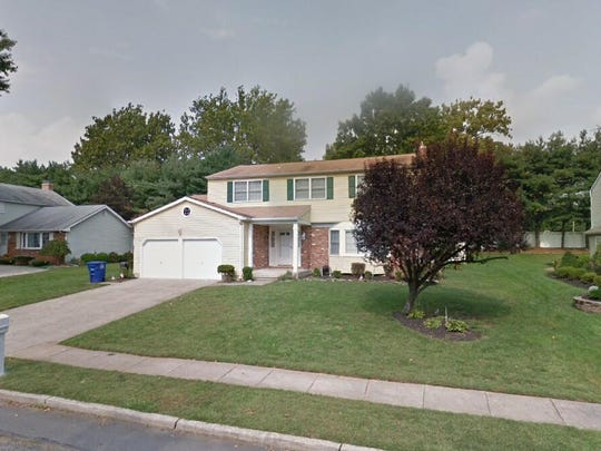 This Google Street View image shows the approximate location of 504 Perry Drive in Mount Laurel. The property at this address changed hands in September 2019, when new owners bought the property for $355,000.