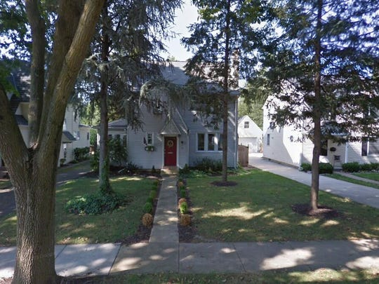 This Google Street View image shows the approximate location of 33 Treaty Elms Lane in Haddonfield. The property at this address changed hands in September 2019, when new owners bought the property for $499,000.