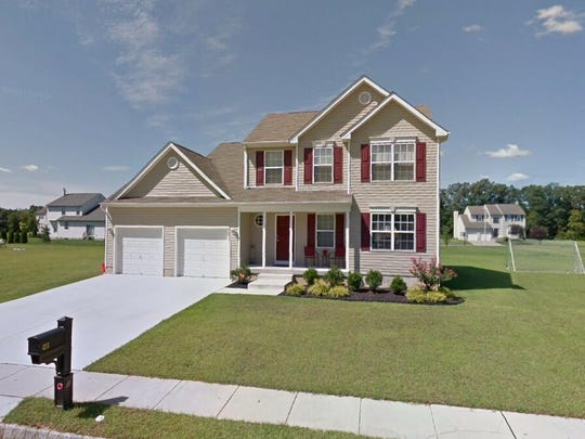 This Google Street View image shows the approximate location of 424 Caroline Lane in Millville. The property at this address changed hands in October 2019, when the new owner bought the property for $217,500.