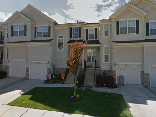 This Google Street View image shows the approximate location of 106 Castleton Road in Delran. The property at this address changed hands in September 2019, when new owner bought the property for $192,500.