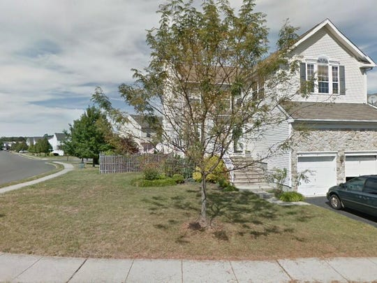 This Google Street View image shows the approximate location of 1 Shenandoah Place in Mansfield. The property at this address changed hands in October 2019, when new owners bought the property for $366,300.