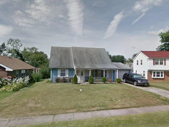 This Google Street View image shows the approximate location of 21 Huntington Lane in Willingboro. The property at this address changed hands in June 2019, when new owner bought the property for $179,900.