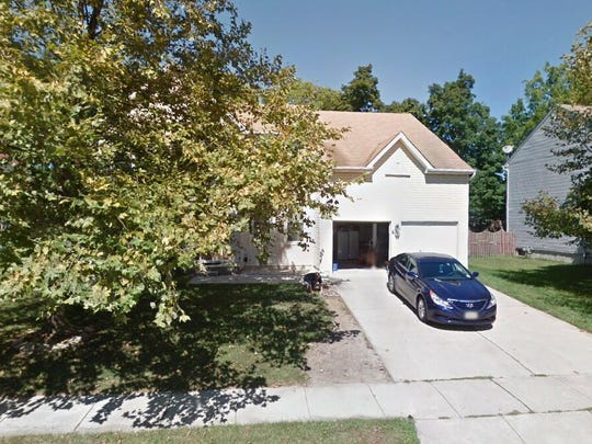 This Google Street View image shows the approximate location of 12 Goldspire Lane in Burlington. The property at this address changed hands in October 2019, when new owners bought the property for $382,500.