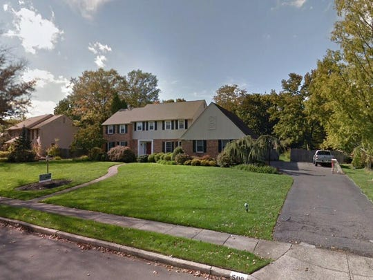This Google Street View image shows the approximate location of 509 Sentinel Road in Moorestown. The property at this address changed hands in October 2019, when the new owners bought the property for $670,000.