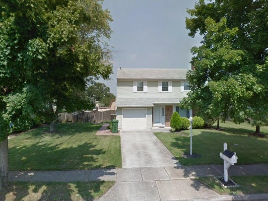 This Google Street View image shows the approximate location of 122 Pheasant Court in Evesham. The property at this address changed hands in October 2019, when new owners bought the property for $270,000.