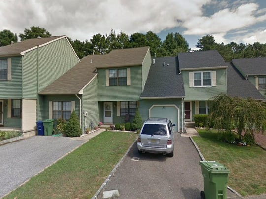 This Google Street View image shows the approximate location of 25 Partridge Court in Evesham. The property at this address changed hands in November 2019, when new owner bought the property for $203,000.