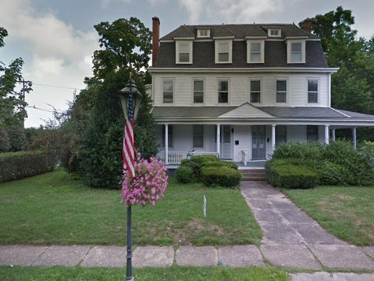 This Google Street View image shows the approximate location of 52 Elizabeth St. in Pemberton Borough. The property at this address changed hands in October 2019, when new owner bought the property for $182,000.