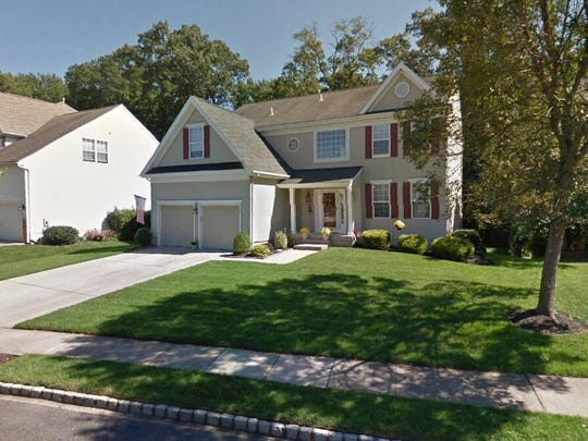 This Google Street View image shows the approximate location of 6 Oakhurst Lane in Mount Laurel. The property at this address changed hands in November 2019, when the new owner bought the property for $483,000.