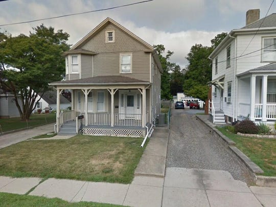 This Google Street View image shows the approximate location of 422 Wood St. in Burlington City. The property at this address changed hands in October 2019, when new owner bought the property for $214,000.